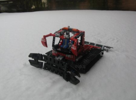 Neve: incredibile!